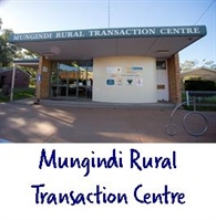 Mungindi Rural Transaction Centre & Regional Australia Bank