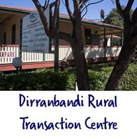 Dirranbandi Rural Transaction Centre